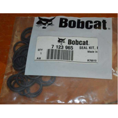 Ремкомплект гідравлічного розподільника 7123965 Bobcat