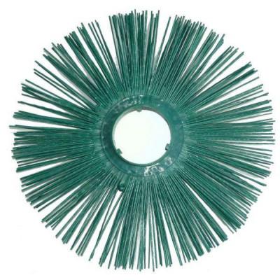 Щеточный диск (пластиковая обойма) беспроставочное D254*810 прямое