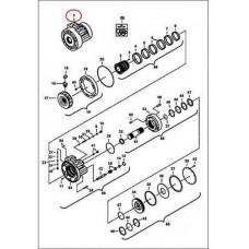 6674738REM Гидромотор ходу Bobcat