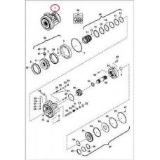 7261343 Гидромотор ходу Bobcat