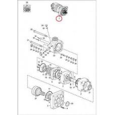 6688442 Гидромотор ходу Bobcat