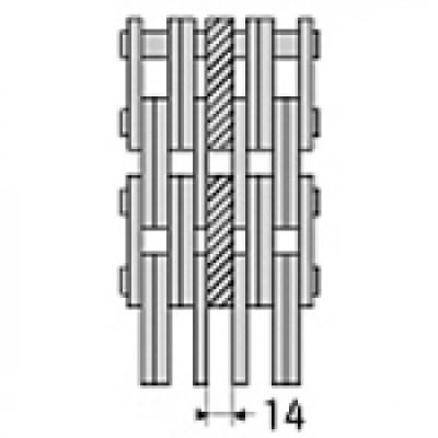 Ланцюг стріли (підйомного пристрою) навантажувача 6x6 (29)