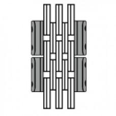 Ланцюг стріли (підйомного пристрою) навантажувача 6x6 (38)