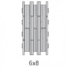 Ланцюг стріли (підйомного пристрою) навантажувача 6x8 (40)