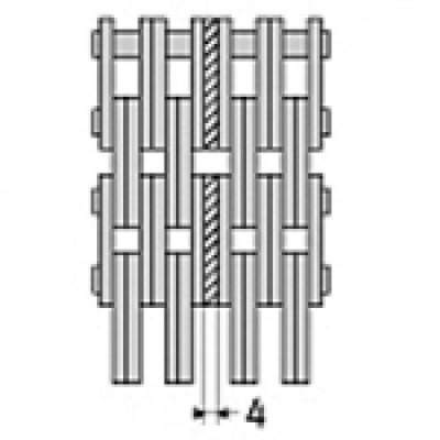 Цепь стрелы (подъёмного устройства) погрузчика 8x8 (35)