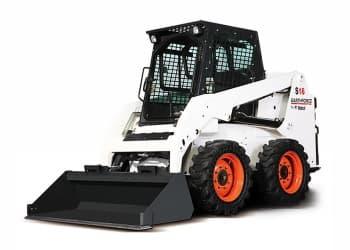 Колесный мини-погрузчик Bobcat Earthforce S16