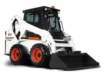 Колісний міні-навантажувач Bobcat Earthforce S18