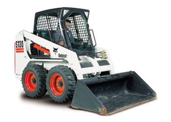 Колесный мини-погрузчик Bobcat S130