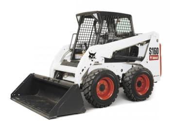 Колесный мини-погрузчик Bobcat S160