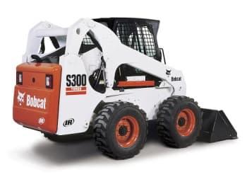 Колісний міні-навантажувач Bobcat S300